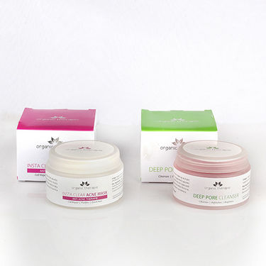 Organic Therapie Anti Acne Combo (50g)