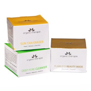 Sattvik Organic Therapie Sun Ban Combo(150Gm)