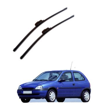 Autofurnish Frameless Wiper Blades for Opel Corsa (D)18