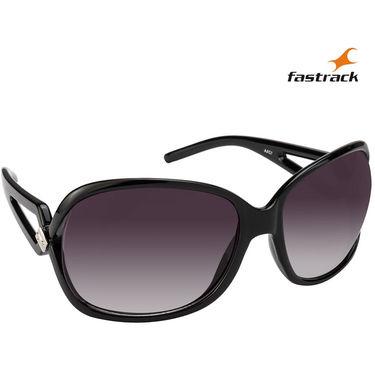 Fastrack Wayfarer Sunglasses For Women_P150bk3f - Purple