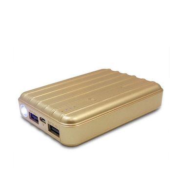 Vox P15K3 15000mAh Power Bank - Golden