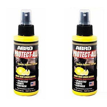 Abro Protect All - Lemon (110ml )PA-312 Set of 2pc
