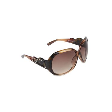 Pede Milan Wayfarer Sunglasses_Pm140 - Brown
