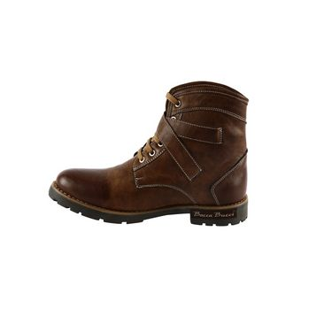 Bacca bucci Genuine Leather  Boots  PS-1028 - Brown