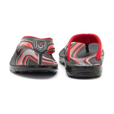 Provogue Mens Slippers Pv1081-Red