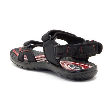 Provogue Mens Floater Sandals Pv1084-Black