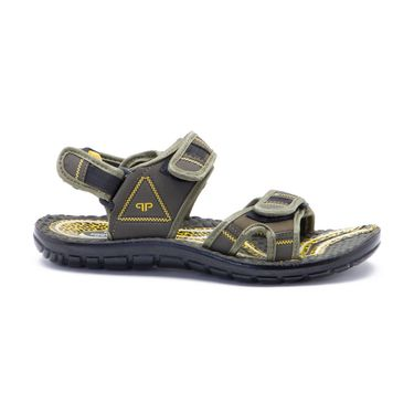 Provogue Mens Floater Sandals Pv1084-Olive