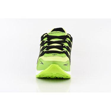 Provogue Mesh Sport Shoes Pv1096-Lt.Green & Black-40