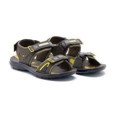 Provogue Mens Floater Sandals Pv1106-Olive