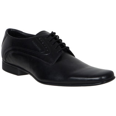 Provogue Black Formal Shoes -yp13