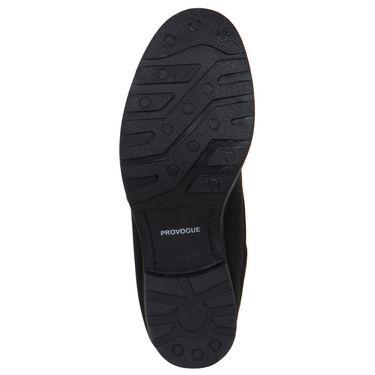Provogue Black Casual Shoes -yp42