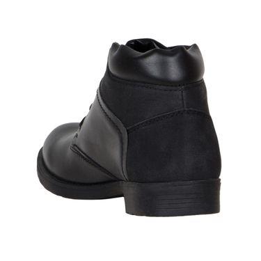Provogue Black Casual Shoes -yp46