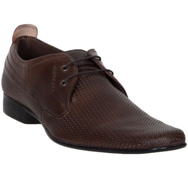 Provogue Coffee Formal Shoes -yp52