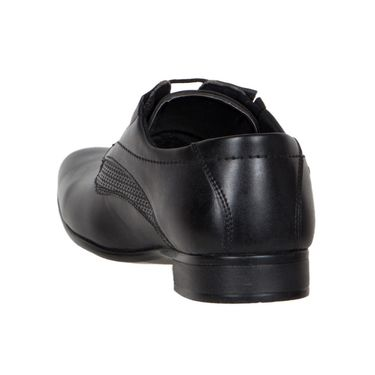 Provogue Black Formal Shoes -yp56