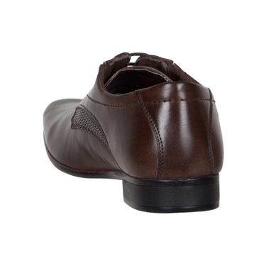 Provogue Brown Formal Shoes -yp57