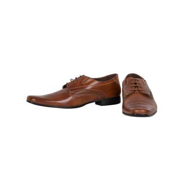 Provogue Tan Formal Shoes -yp58