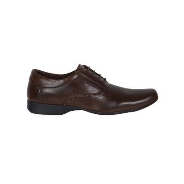 Provogue Brown Formal Shoes -yp67