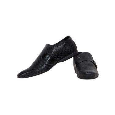 Provogue Black Formal Shoes -yp74