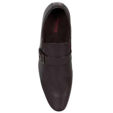 Provogue Brown Formal Shoes -yp75
