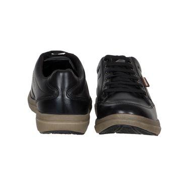 Provogue Black Casual Shoes -yp93