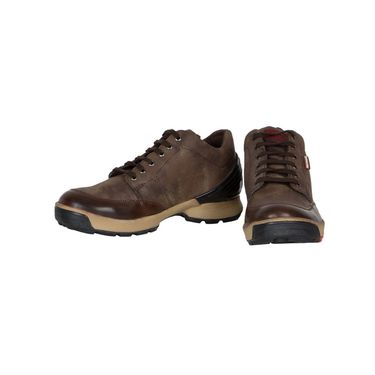 Provogue Brown Casual Shoes -yp103
