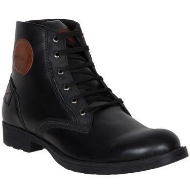 Provogue Black Boot -yp108