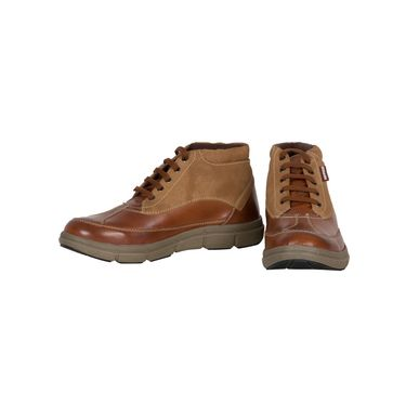 Provogue Brown Casual Shoes -yp119