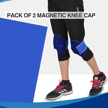Pack of 2 Magnetic Knee Cap