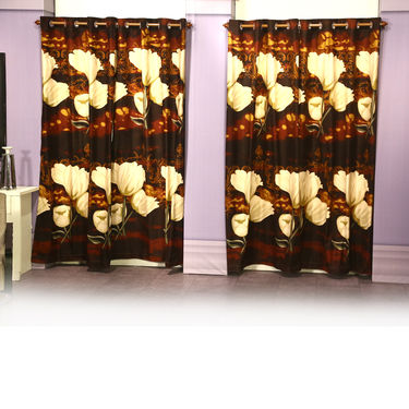 Pack of 4 - 3D Door Curtains - Pick Any 1
