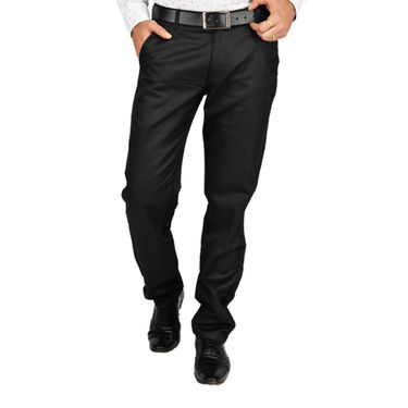 Pack of 4 Premium Trousers by Mr. Tusker (4CT1)