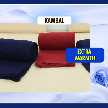 Pack of 5 Bedsheets + 5 Blankets Combo
