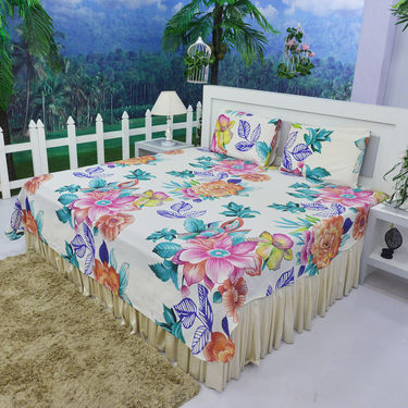 Pack of 5 Tropical Paradise Bedsheet Set (5BS46)