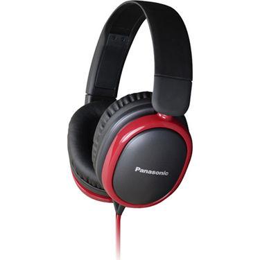 Panasonic RP-HBD250E-K On-Ear Headphones - Black
