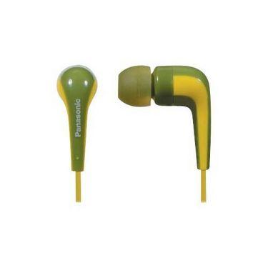 Panasonic RP-HJE140E-G In-Ear Canal Headphone