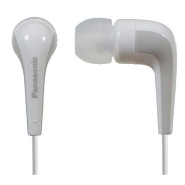 Panasonic RP-HJE140E-W In-Ear Canal Headphone