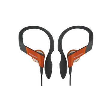 Panasonic RP-HS33E-D Sports Gym Headphone for iPods