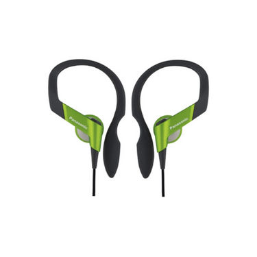 Panasonic RP-HS33E-G Sports Gym Headphone for iPods