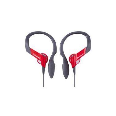 Panasonic RP-HS33E-R Sports Gym Headphone
