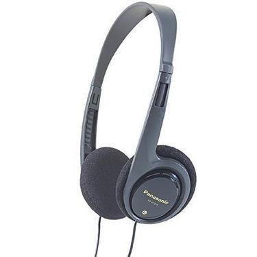 Panasonic RP-HT010GU-K Headphone w/Deep Bass for iPods