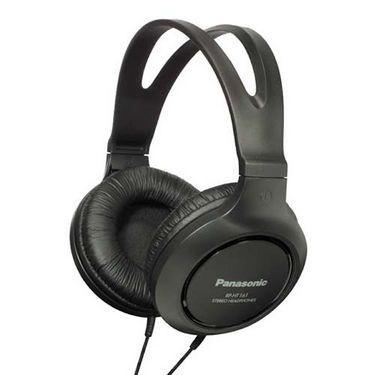 Panasonic RP-HT161 On-Ear Canal Headphone - Black
