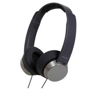 Panasonic RP-HXD3E-K Stylish Headphone