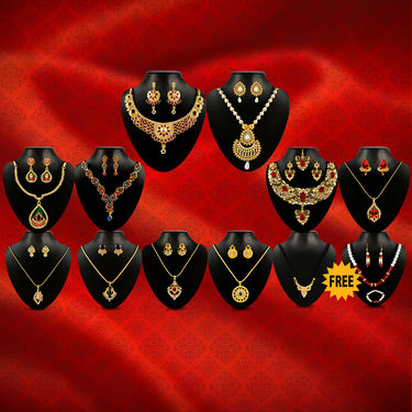 Jewellery Khazana Collection by Vellani