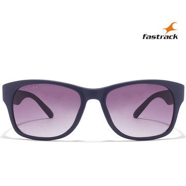 Fastrack Wayfarer Sunglasses For Unisex_Pc001bk22 - Purple
