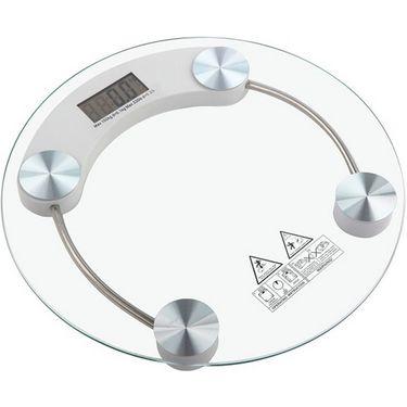Emob Digital Glass Weighing Scale