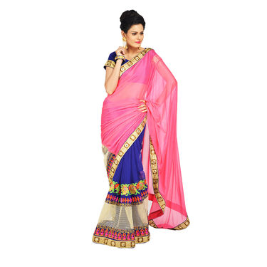 Pack of 3 Designer Sarees by Zuri (DES13)