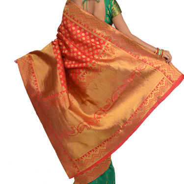Pick Any One Kanjeevaram Silk Saree by Zuri (KSS3)