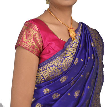 Pick Any One Kanjeevaram Silk Saree by Zuri (KSS6)