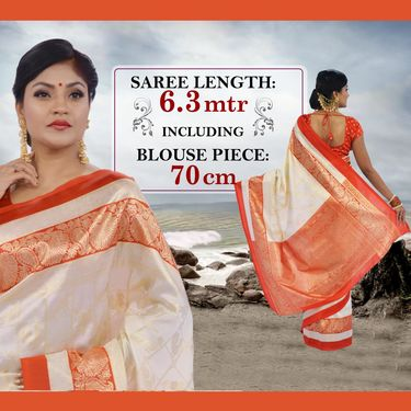 Pick Any 1 Foil Work Saree by Pakhi (FPS2)