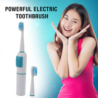 Powerful Electric Toothbrush