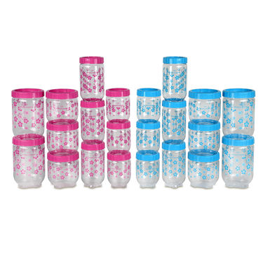 Princeware 41 Pcs Stack N Lock Container